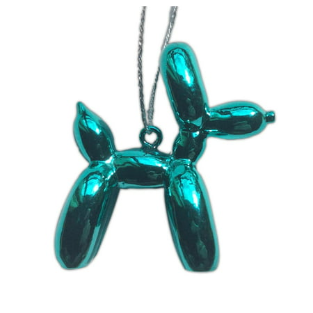 BUPPIES! Balloon Dog Animal CHRISTMAS ORNAMENT - BLUE](Balloon Ornaments)