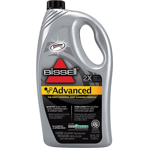 Bissell Advanced Formula Carpet Cleaner