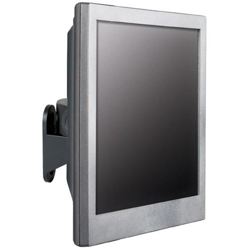 Innovative 9110-104 Innovative 9110 Pivoting LCD TV Wall Mount 45 lb Vista Black by Innovative