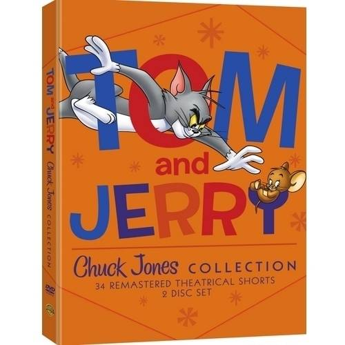 Tom & Jerry: Chuck Jones Collection (Widescreen)