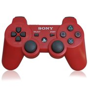 Hottest Dualshock Gaming Remote Controller Console Gamepad Joystick For Playstation 1 PACK red