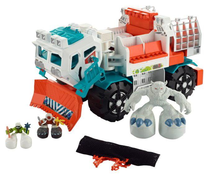Matchbox Big Boots Yeti Catcher Truck Vehicle by