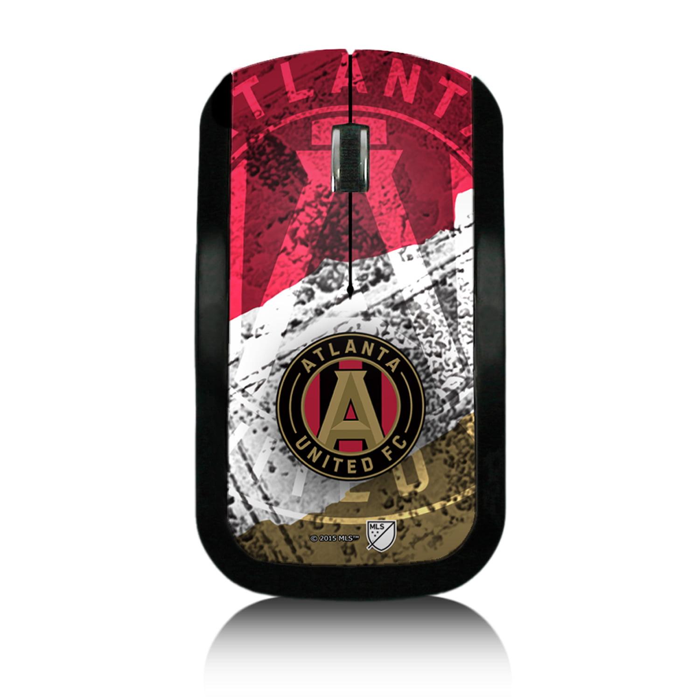 Atlanta FC Wireless USB Mouse MLS