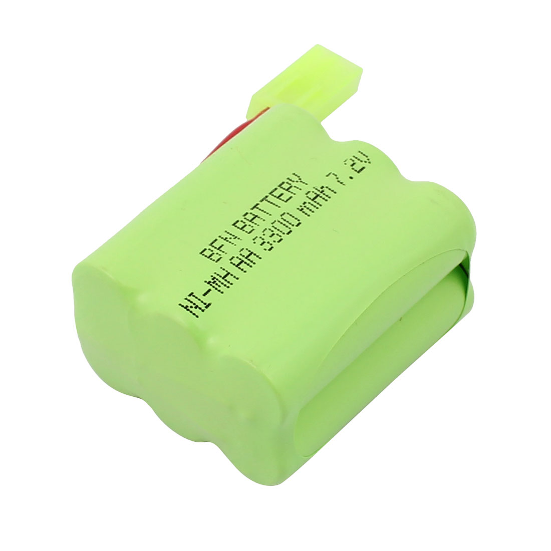 Unique Bargains DC 7.2V 3300mAh Rechargable Ni-MH AAA Battery Pack for RC Airplane Aircraft