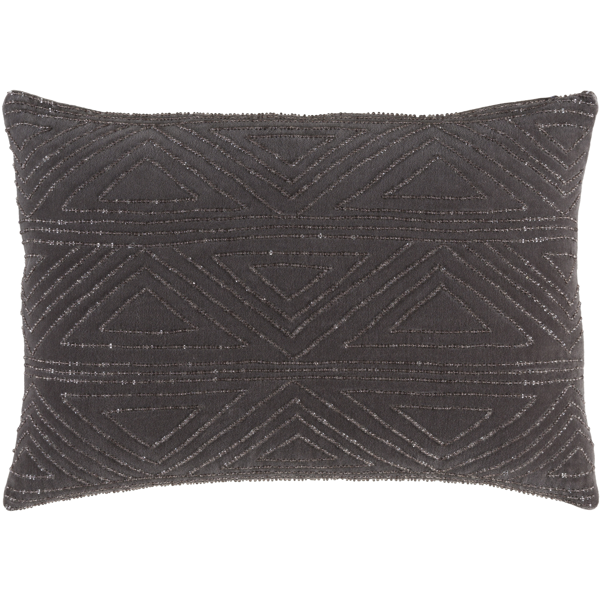 "Art of Knot Elmas 13"" x 19"" Pillow Cover"