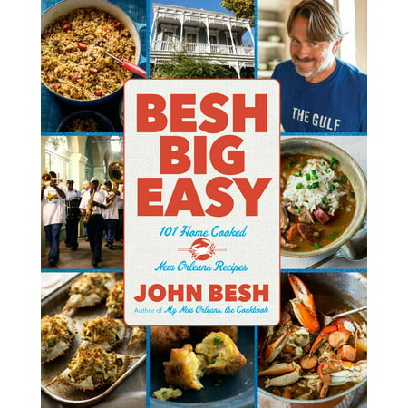 Besh Big Easy : 101 Home Cooked New Orleans Recipes - Easy No Cook Halloween Recipes
