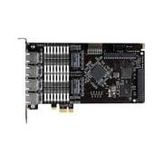 Digium TE820 - ISDN terminal adapter - PCIe - ISDN PRI E1/T1/J1 - T-1/E-1/J-1 - digital ports: 8