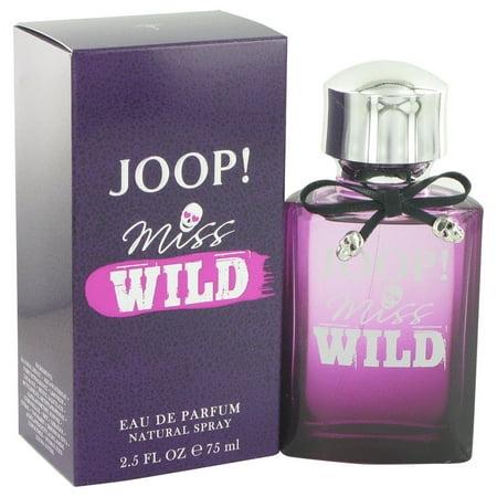 Joop! Joop Miss Wild Eau De Parfum Spray for Women 2.5 oz