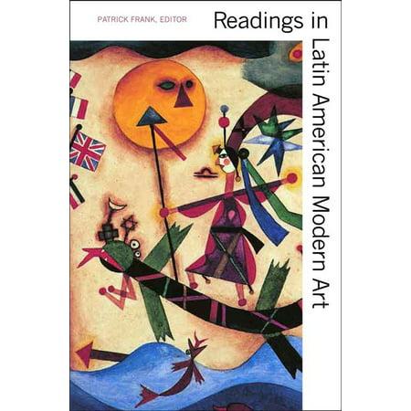 Readings in Latin American Modern Art - eBook