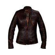 STS Ranch Wear Womens WSL Ladies STS Betty Jack Brown Jacket STS5933 (XX-Small)