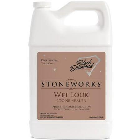 Black Diamond 1 Gallon Wet Look Stone Sealer Clearance