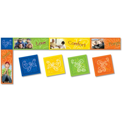 Northstar Teacher Resource Faith in Action Bulletin Board Cut Outs