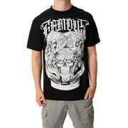 Famous Stars And Straps Men's No Evil Short Sleeve Graphic T-Shirt