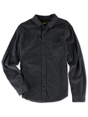 2d9297f79df3 Product Image Aeropostale Mens Corduroy Button Up Shirt