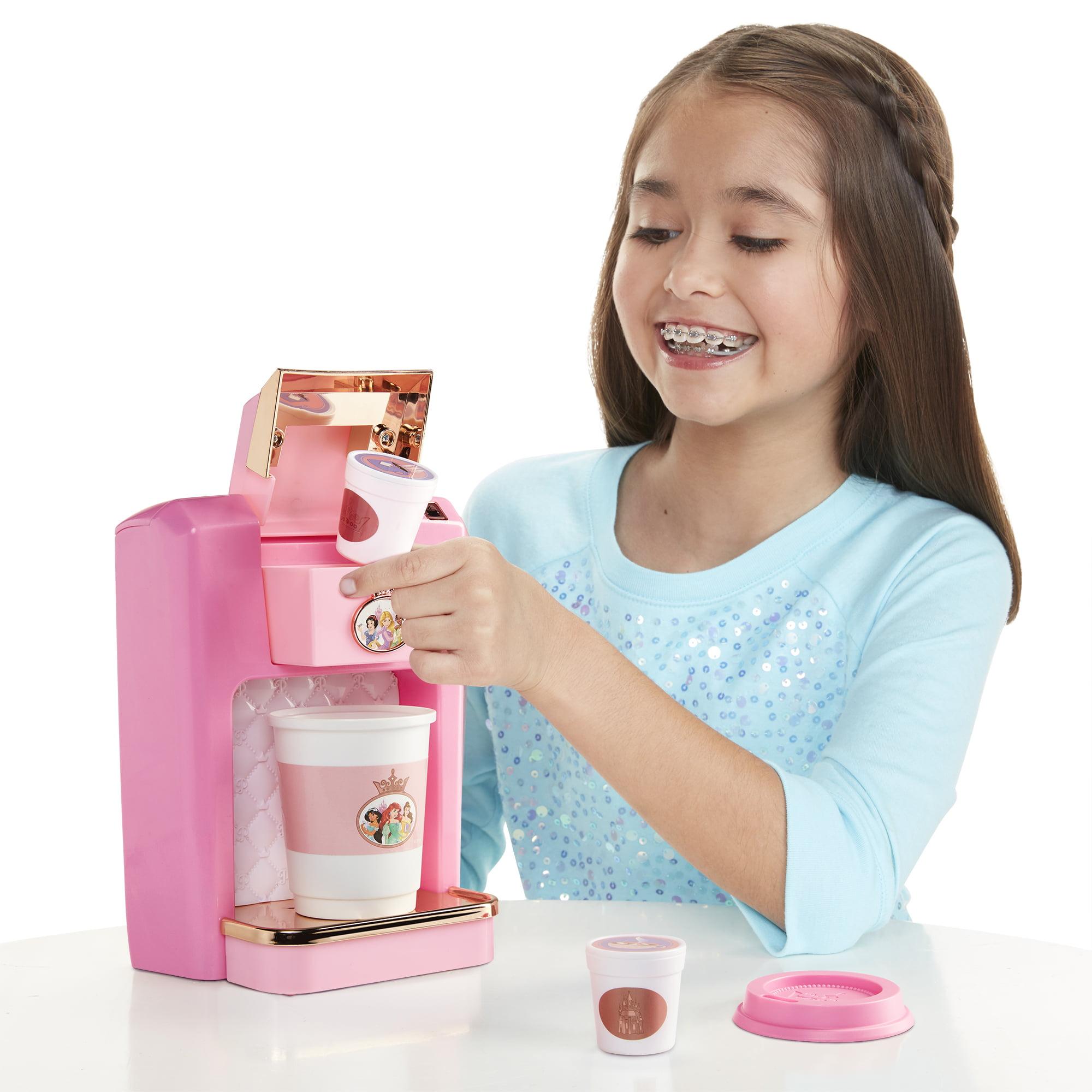 Disney Princess Style Collection Coffee Maker Play Set Walmart Com Walmart Com
