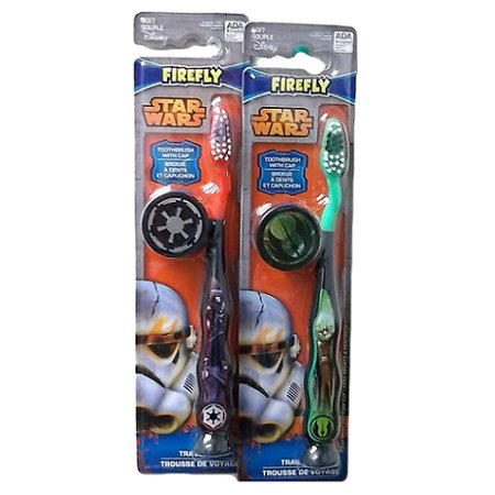 New 820298  Star Wars Firefly Toothbrush W- Suc Cup (12-Pack) Toothbrush Cheap Wholesale Discount Bulk Health And Beauty Toothbrush Cone/Trumpet](Firefly Wholesale)