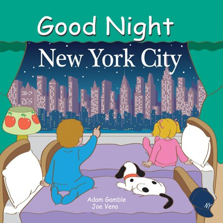 Good Night New York City (Board Book)](New York Halloween Activities)