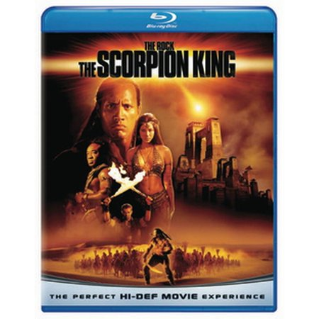 The Scorpion King (Blu-ray) - Grease Scorpions