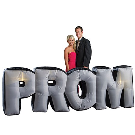 Lighted Prom Inflatable