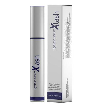 Xlash Eyelash Serum 3 ml + Cat Line Makeup Tutorial](Halloween Big Eye Makeup Tutorial)