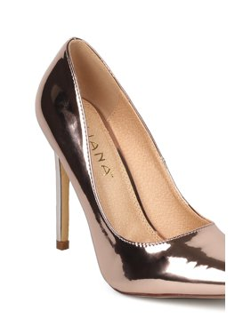 4410010ca38e Product Image Women Pointy Toe Single Sole Stiletto Pump HD77
