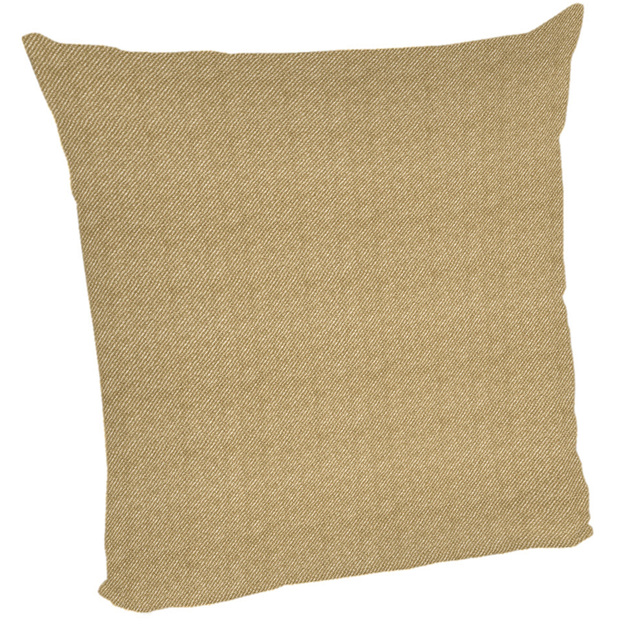 Arden Deep Seat Slipcover for Pillow Back, Tan Texture (Cushion Not Included)