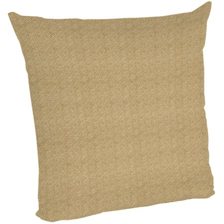 Arden Outdoors 23 X 25 In Deep Seat Slipcover For Pillow Back Tan Texture