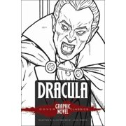 DRACULA (Dover Graphic Novel Classics) (Dover Graphic Novels