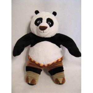 Kohls Kung Fu Panda Po Plush Original Kohls large Po Kung Fu Panda plush and very soft. Over 15  tall.