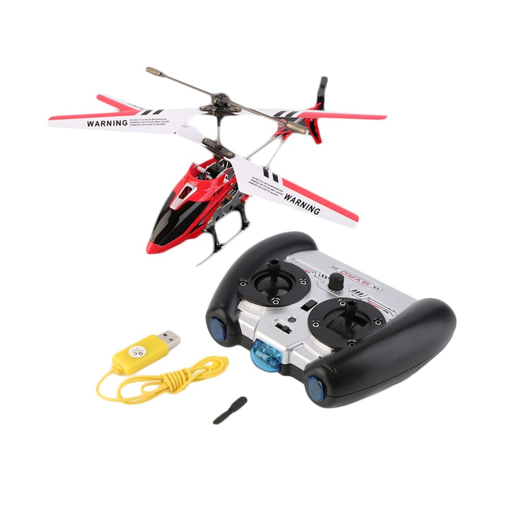 """Syma RC Remote Control Helicopter S107G, 7.5"""" Metal Frame, 3.5 Channel"""