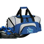 Small Sea Turtle Gym Bag or Small Turtle Duffel Bag