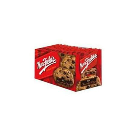 Mrs. Fields Milk Chocolate Chip, 2.1 Oz., 12 Count Milk Chocolate Cookies