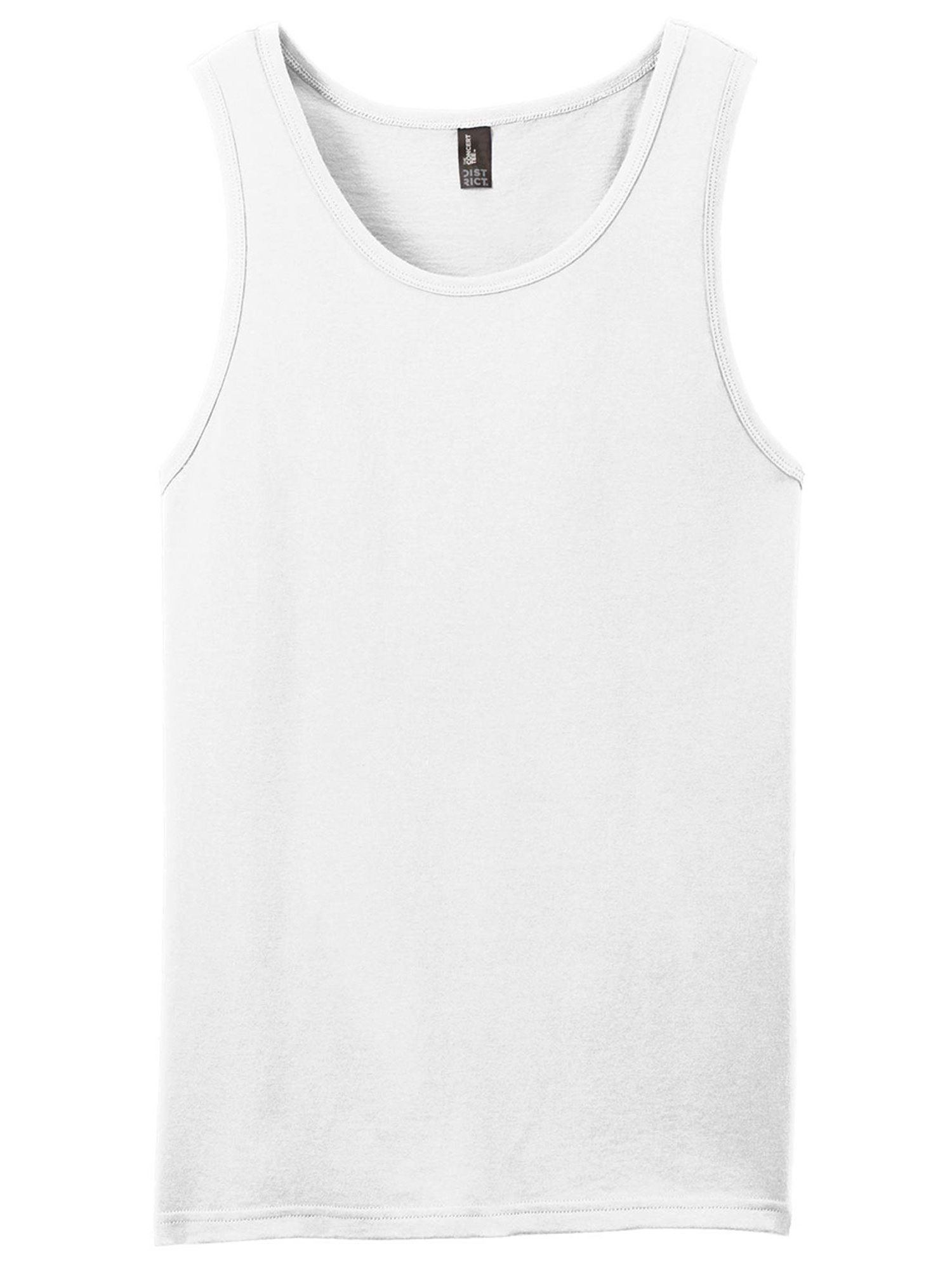 District Young Men's The Concert Tank
