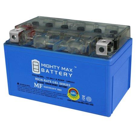 Cbr 900 (12V 8.6AH 190CCA GEL Battery for Honda CBR RR F4i F4 900)