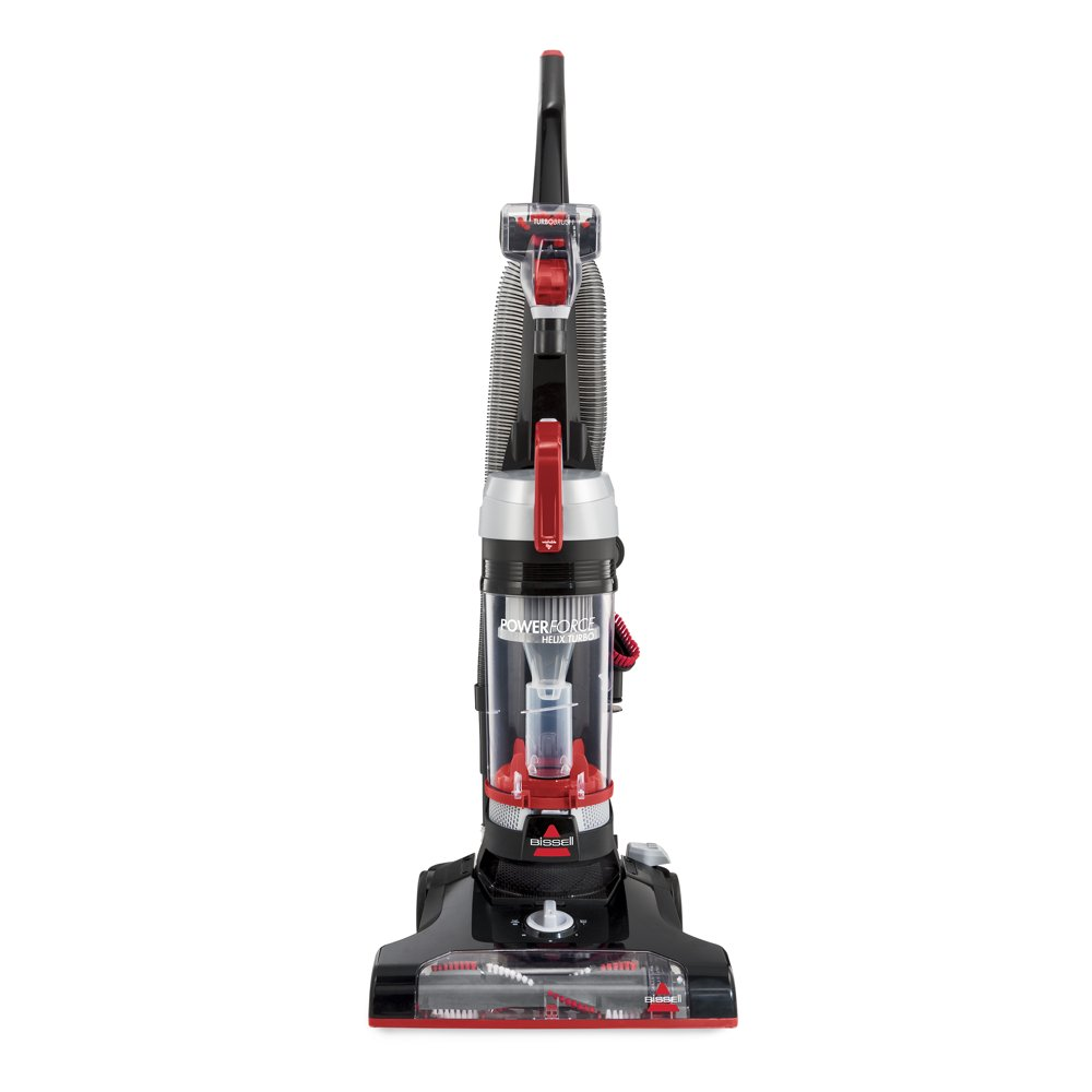 BISSELL PowerForce Helix Turbo Bagless Upright Vacuum, 2190