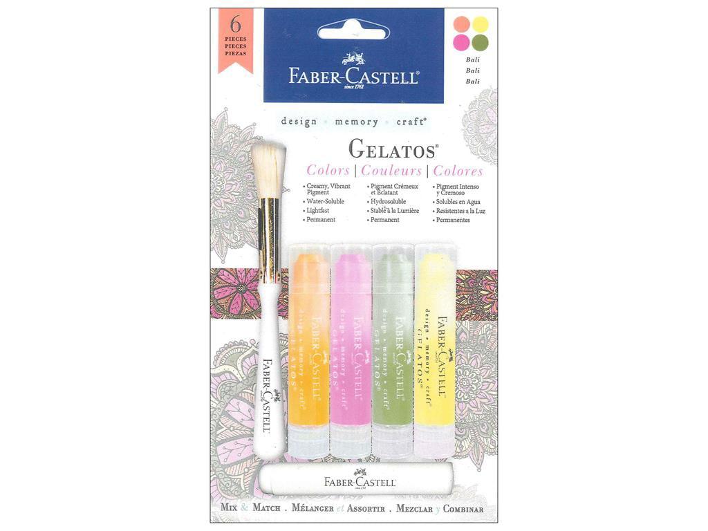 Faber Castell FaberCastell MM Color Gelatos Set Bali