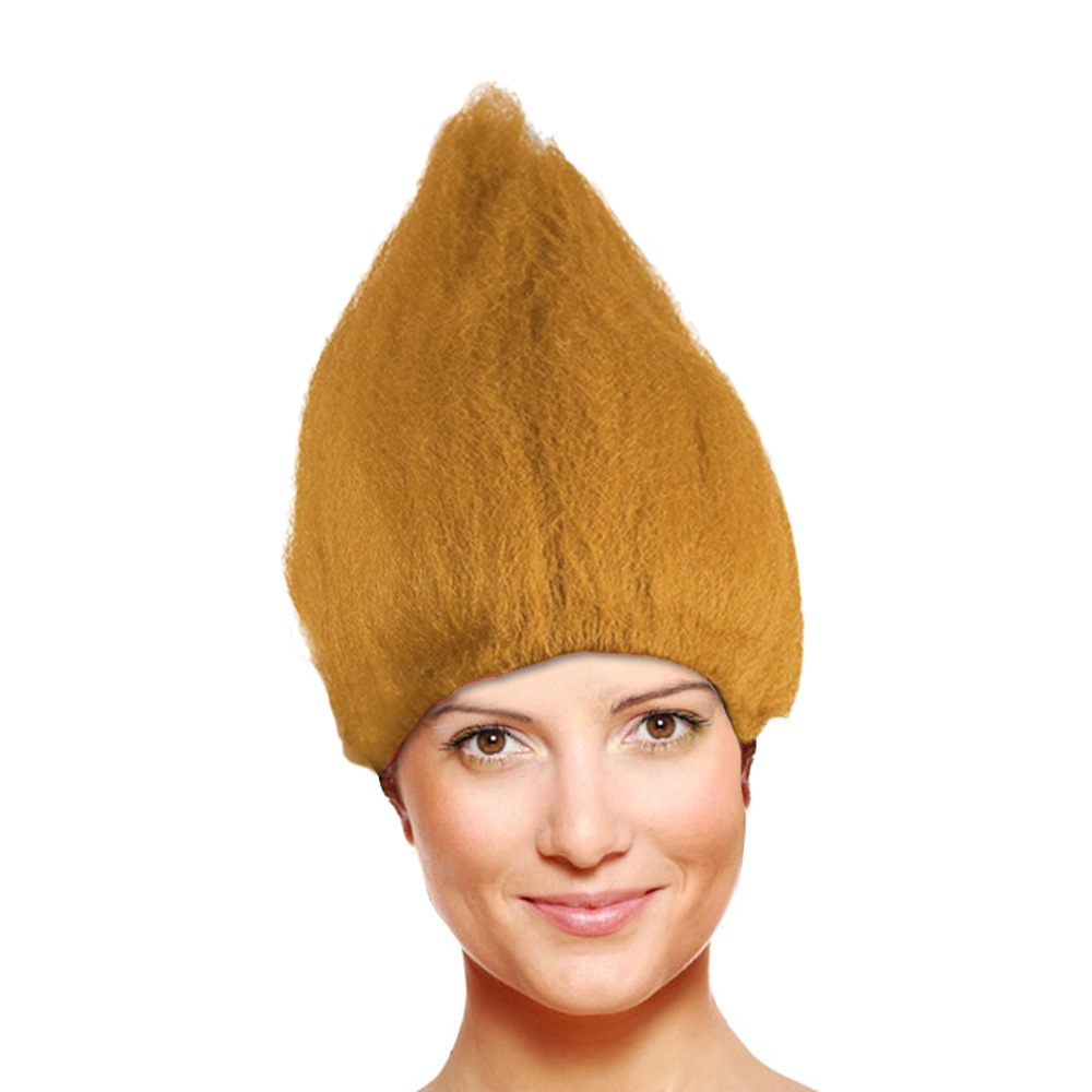 AltSkin Unisex Troll Costume Wig - 10 Colors - One Size Fits All