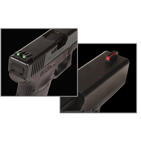 Truglo Fiber Optic Set, Handgun