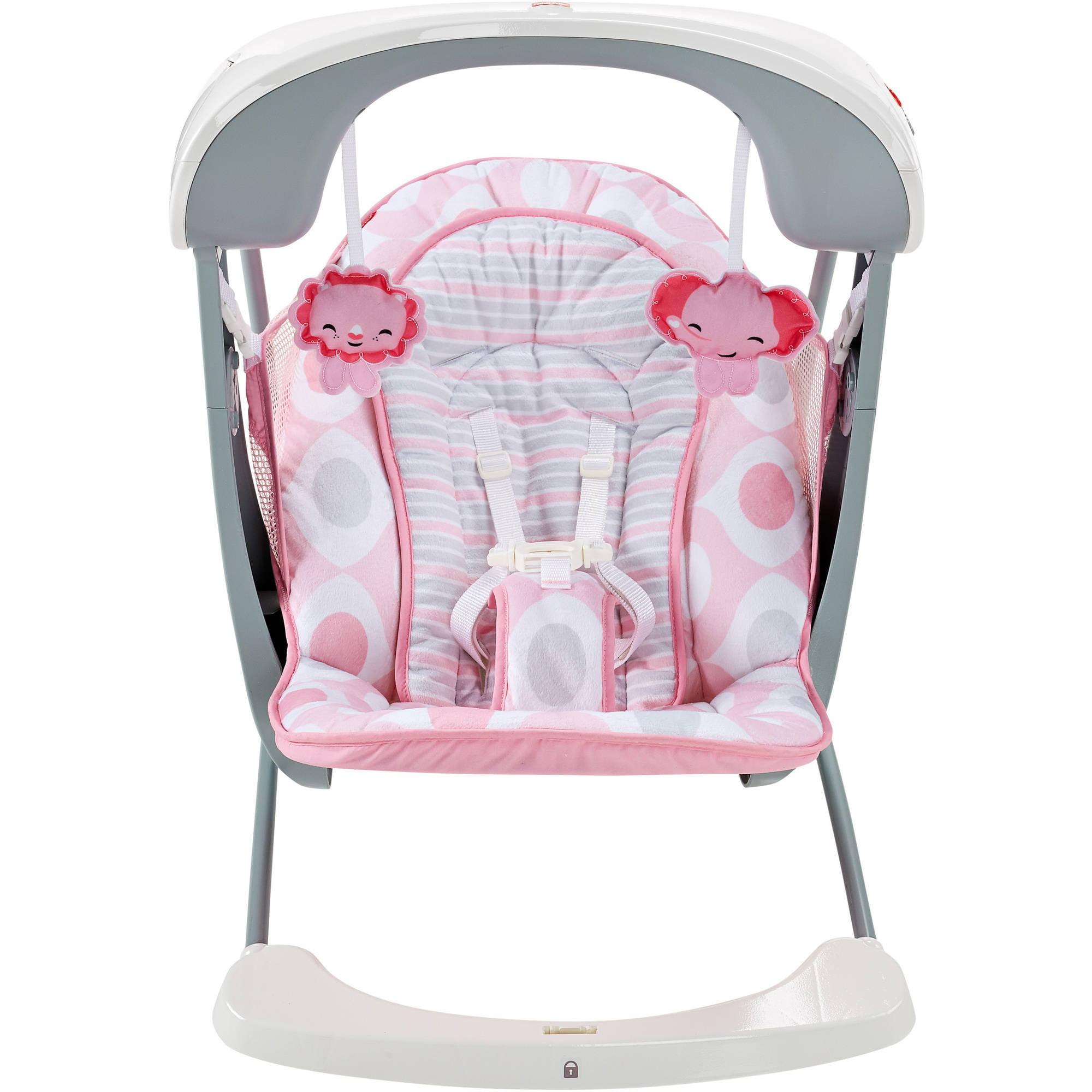 Pink Elephant Baby Swing Best Elephant 2017