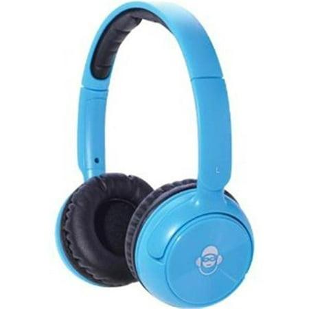 Idance Blue100cy Bluetooth Headphones Blue Walmart Canada