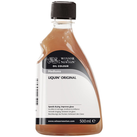 Winsor & Newton Liquin Oil - 500ml