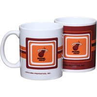 Miami Heat 11oz. Two-Pack Mug Set - No Size