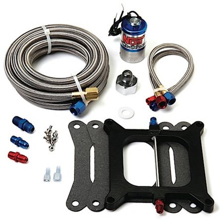 Big Shot Upgrade Holley Sngl Replacement Auto Part, Easy to Install ()