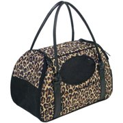Gen7Pets G1520CH Large Carry-Me Deluxe Carrier, Cheetah