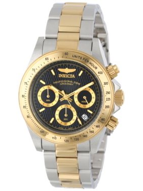 Product Image Men s 9224 Speedway Collection Gold-Tone Chronograph S Series  Watch I c5e37f49b