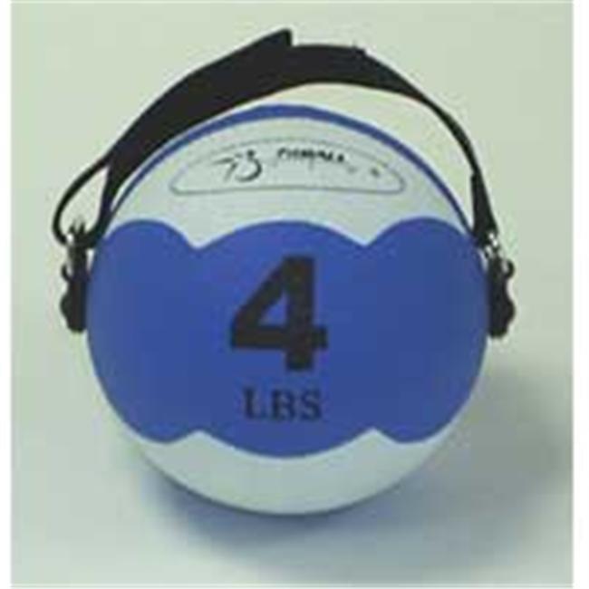 FitBALL FBMM4 FitBALL MiniMed - White - 4 lb.  5 in.
