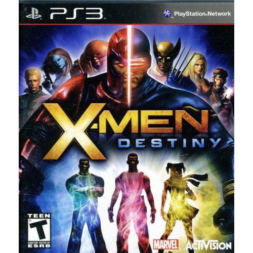 X-Men: Destiny (PS3)