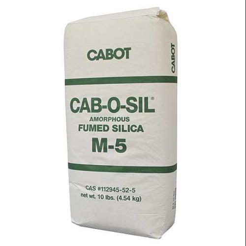 CABOT 1-52BG CAB-O-SIL M5,Epoxy Thickener,10 lb.