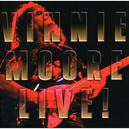 Vinnie Moore Live