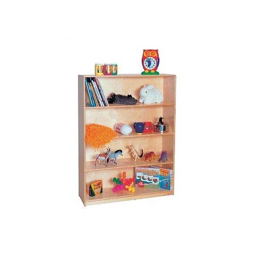 Virco Multi-Purpose 48'' Bookcase